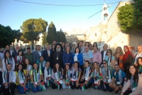 Day #1 Welcoming to Bethlehem