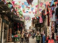 Market in Nablus